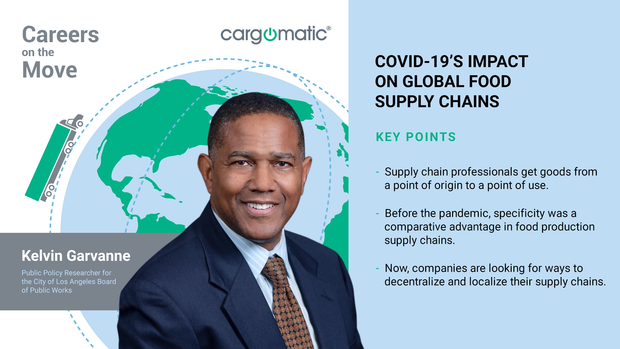 COVID-19's Impact on the Food Supply Chain | Careers on the Move