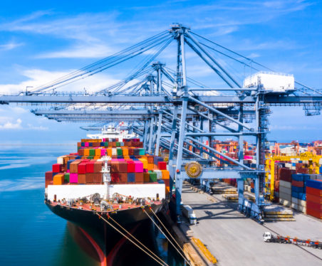 Our drayage capabilities expand to the top 20 ports in the continental US.